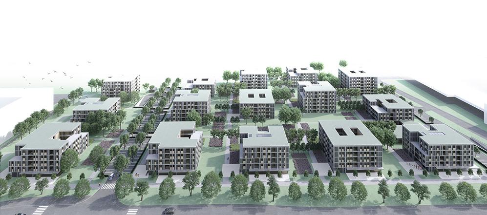 V Mariboru bo gradil republiški stanovanjski sklad
