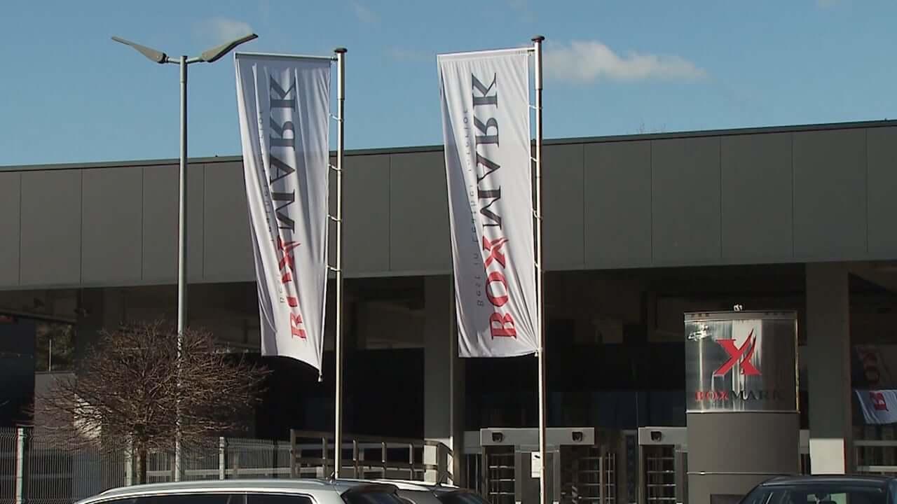 V Boxmarku danes brez dela ostalo 157 delavcev