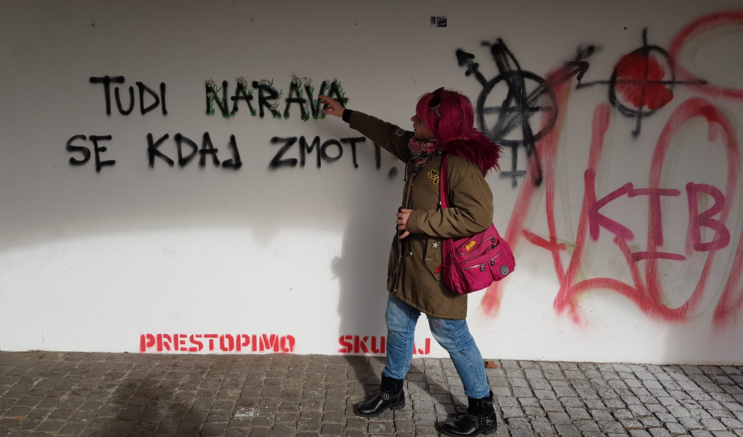 Grafiti: umetnost ali vandalizem?