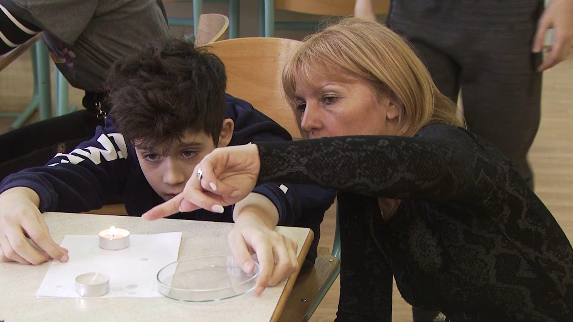 Projekt NA MA POTI na Osnovni šoli Selnica ob Dravi