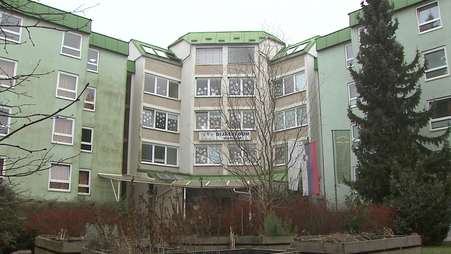 Dijaški dom Maribor ne bo več sprejemal novincev