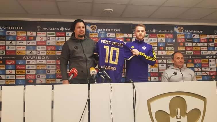 Odhaja prva viola NK Maribor