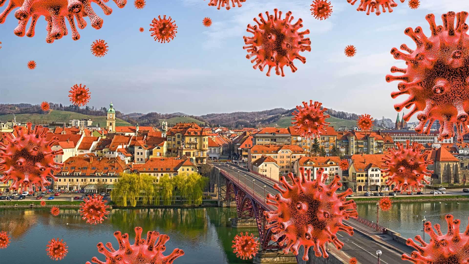 V Mariboru prepovedana raba otroških igrišč