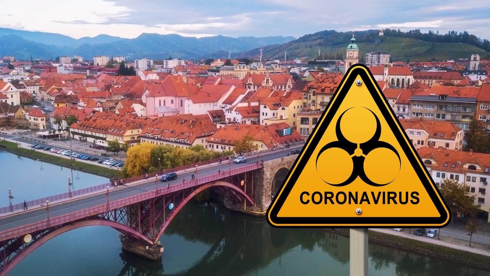 Virus se hitro širi. Šesti okuženi iz okolice Maribora