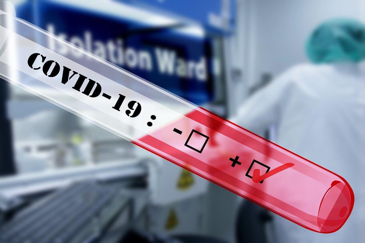 Znani novi podatki o okužbah s koronavirusom
