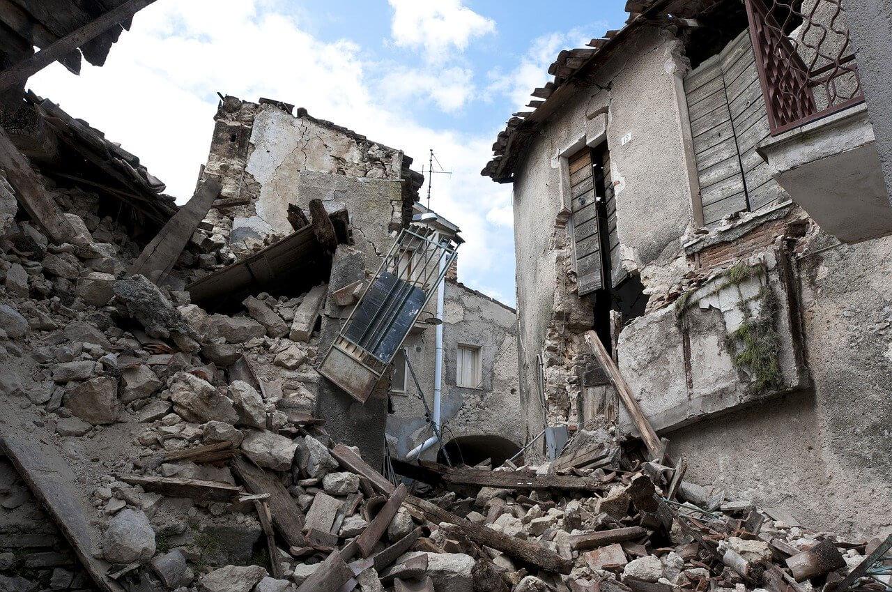 Močan potres v Zagrebu