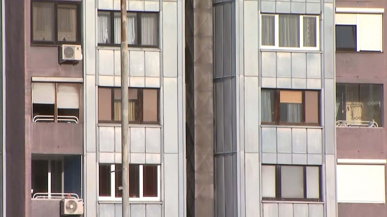 Razkuževanje večstanovanjskih stavb