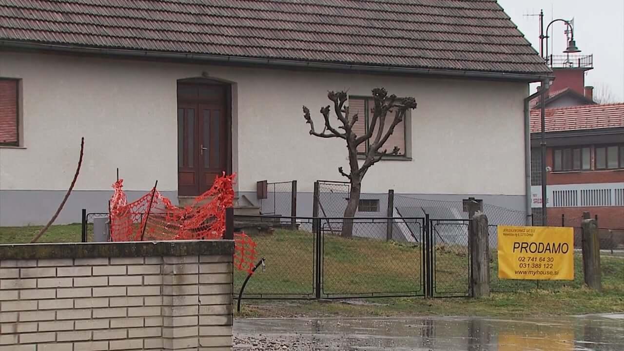 V Središču ob Dravi četrtina hiš praznih