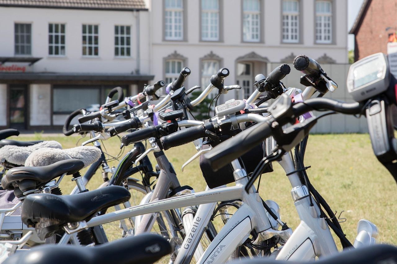 V Šentilju možna izposoja koles