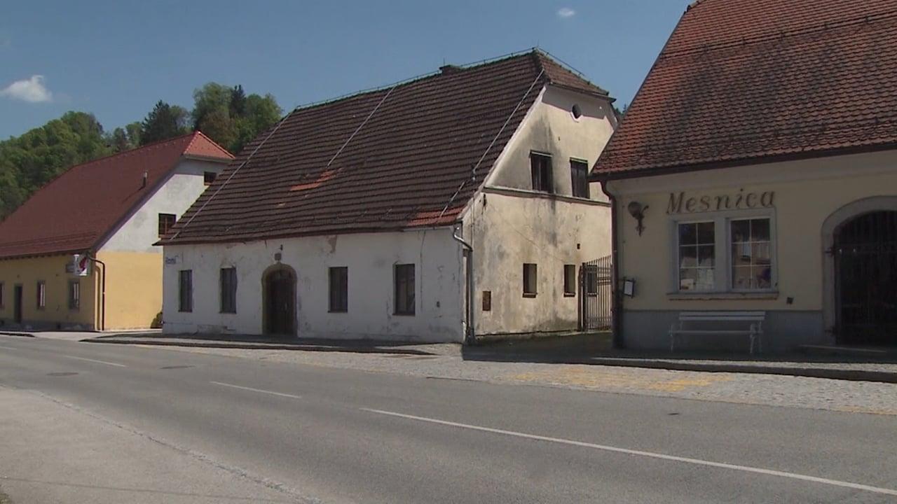 Sofinanciranje obnove fasad v jedru Ruš
