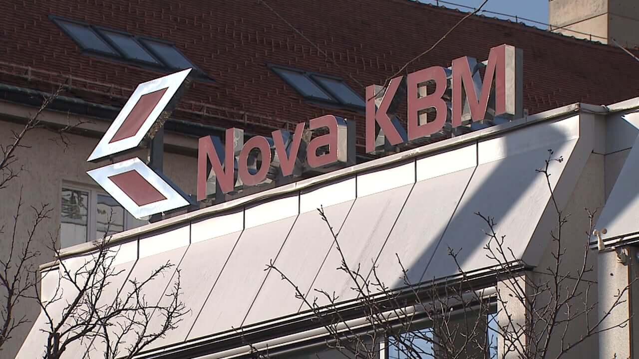 Skupina Nove KBM lani z nižjim dobičkom