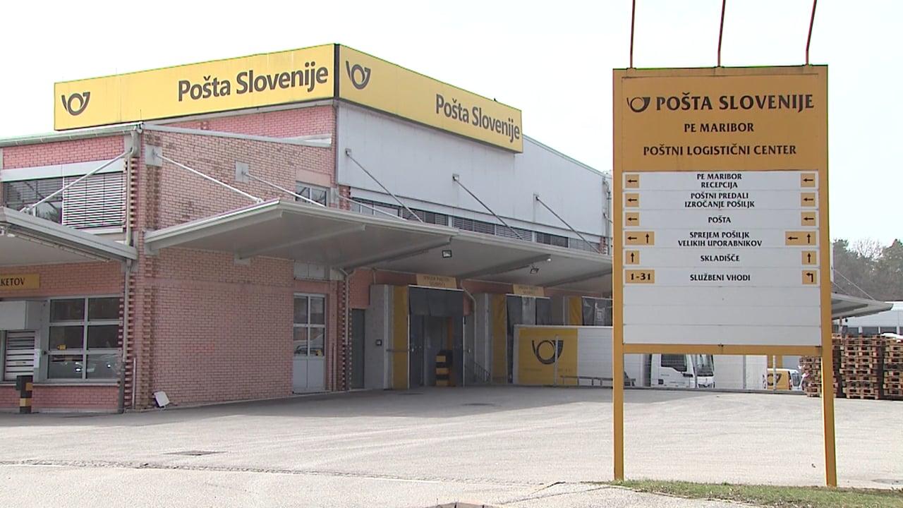 Pošta Slovenije uvaja pametne paketnike