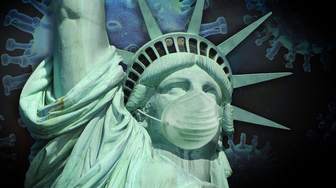 Koronavirus v ZDA terjal že več kot 20.000 življenj