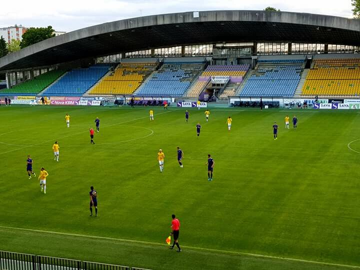 Prepričljiva zmaga Maribora proti Bravu