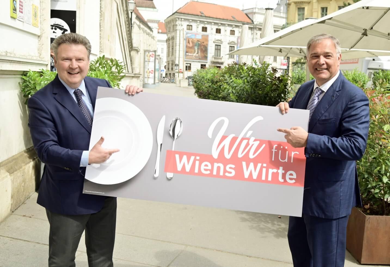 Na Dunaju vsako gospodinjstvo dobilo denar za obisk restavracij