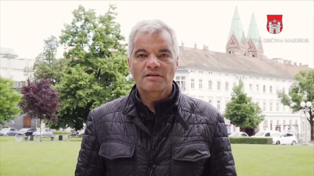 Maribor območje brez okužbe