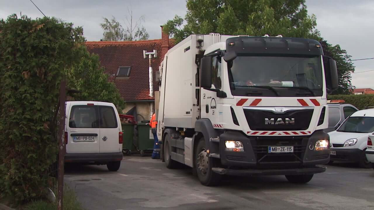 V Slovenski Bistrici nedopustno ravnanje z odpadki