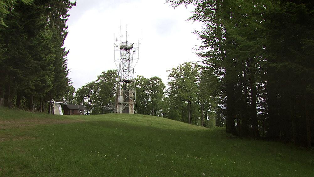Razgledni stolp na Pohorju ni varen za obiskovalce