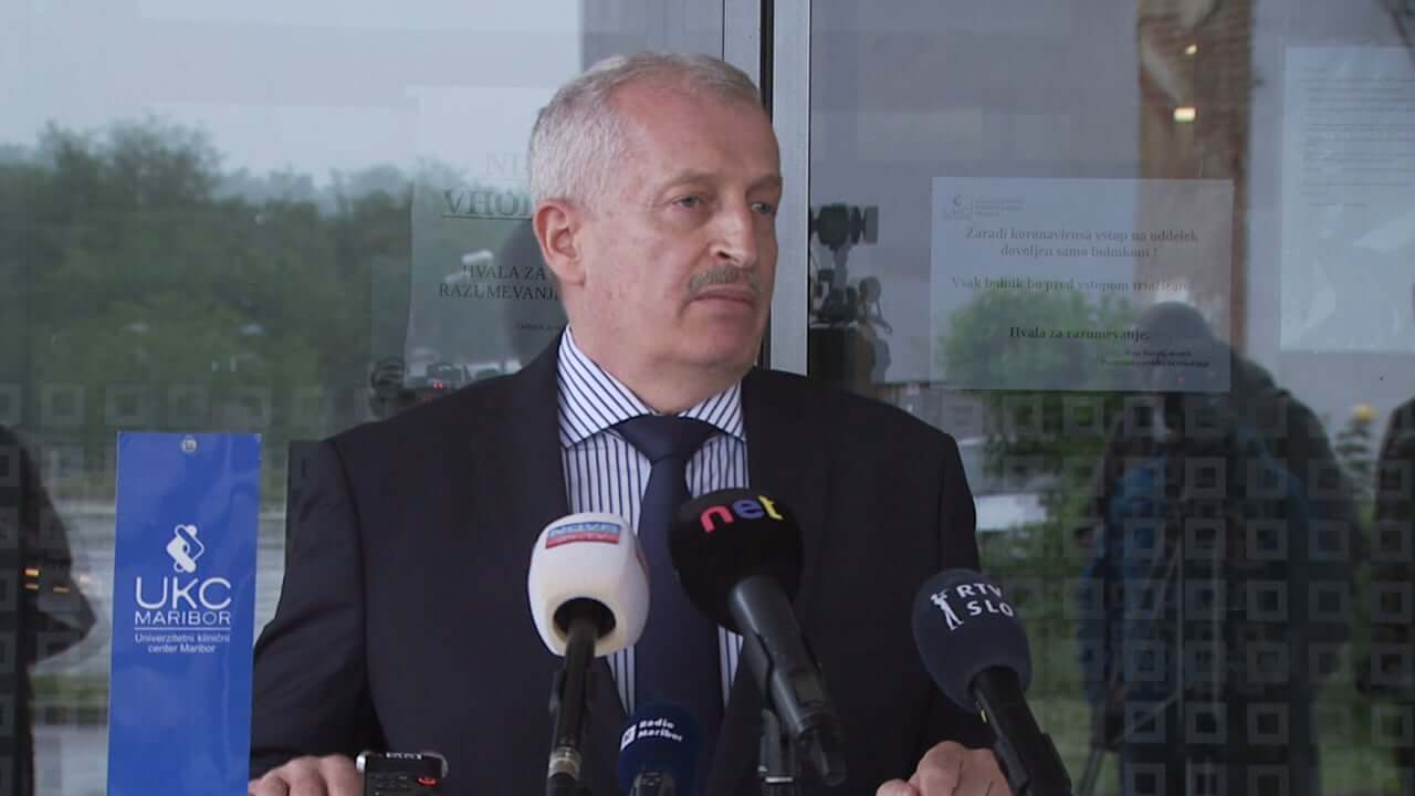 Svet zavoda UKC Maribor z novim predsednikom
