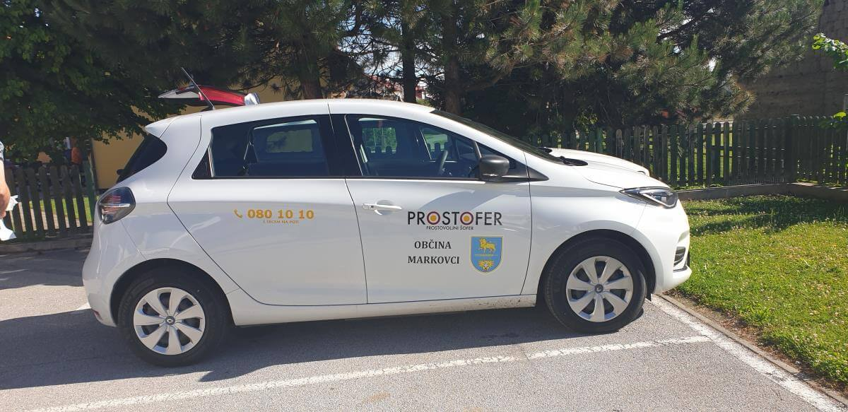 V Markovcih zaživel projekt Prostofer