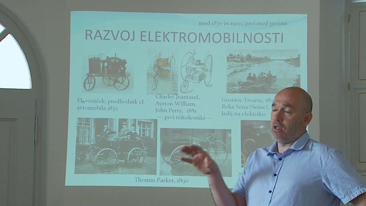 Električni avtomobili za prihodnost
