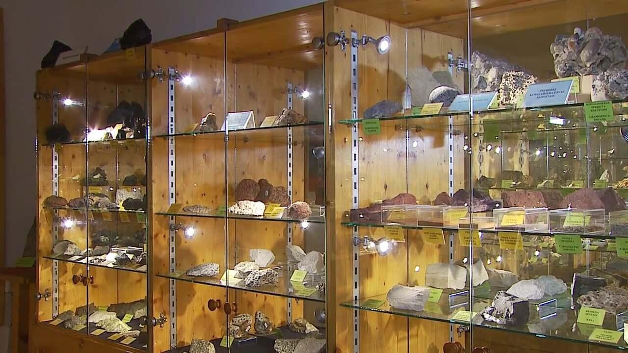 Edinstven muzej kamnin
