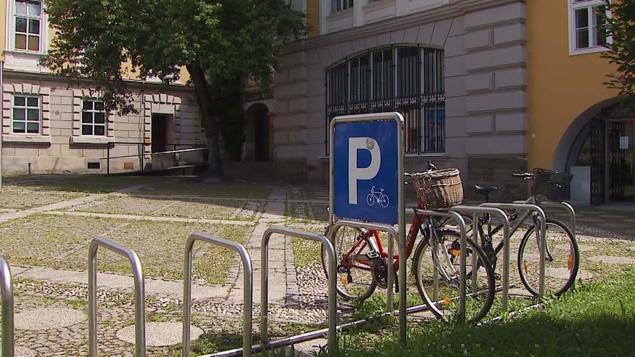 Na ogled Maribora s kolesom
