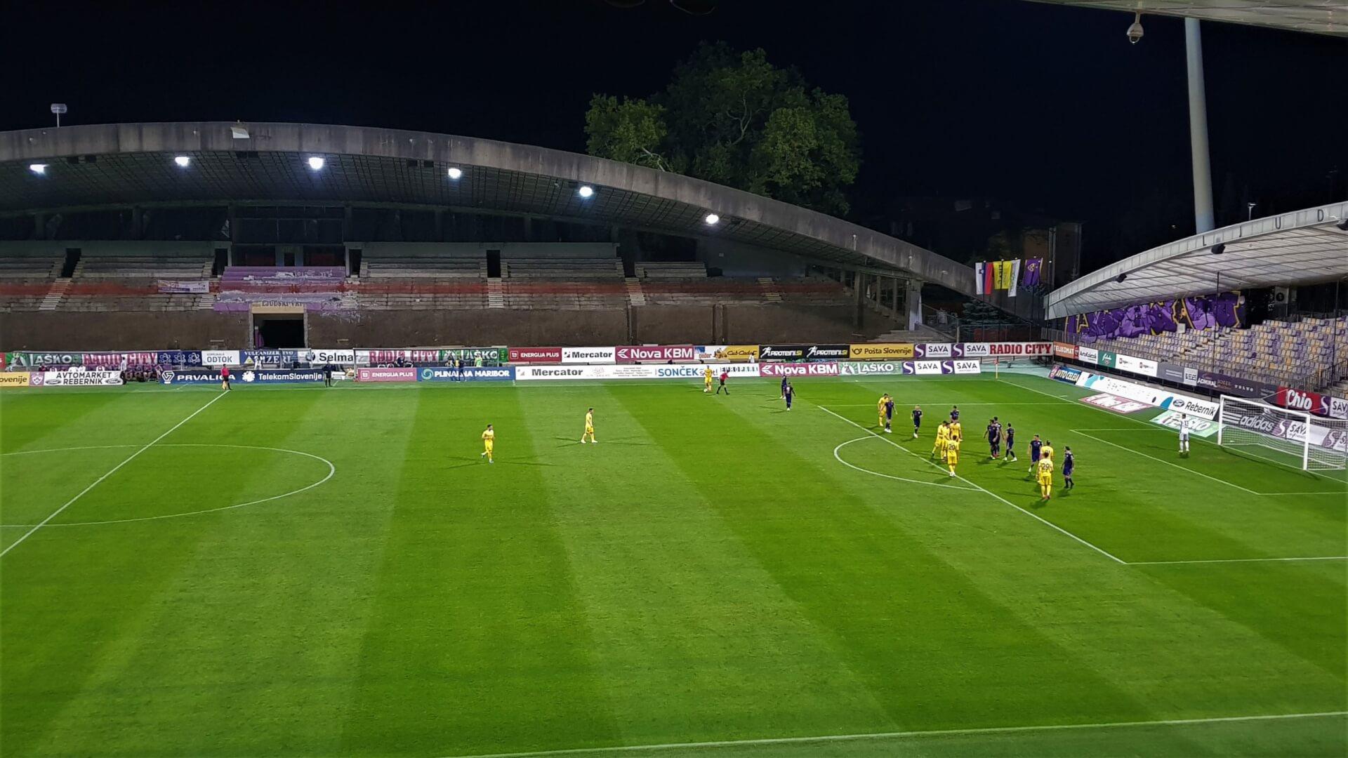 Kljub rutinirani zmagi Maribor izpadel iz borbe za naslov prvaka