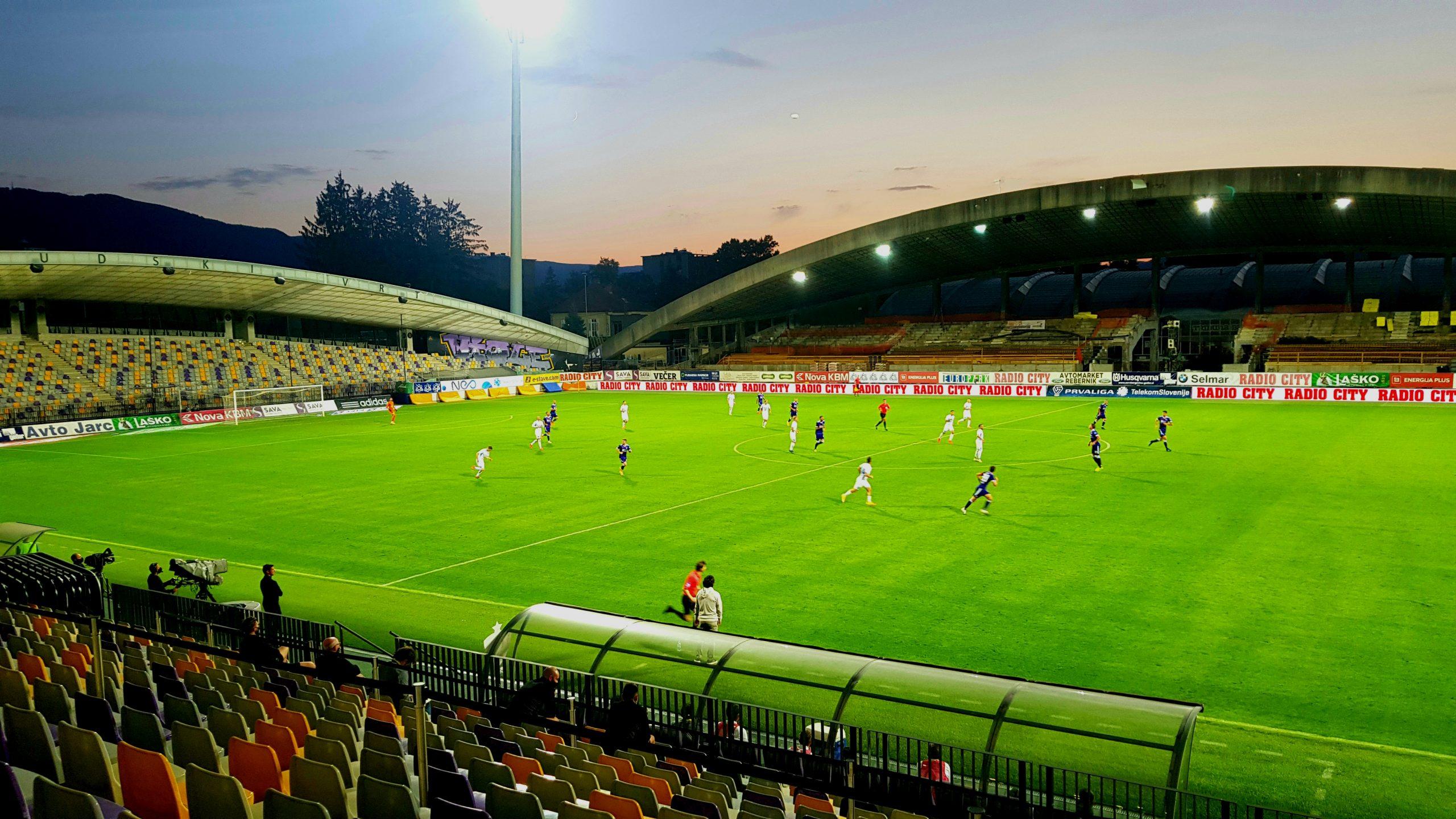 Kvaliteten Štajerski derbi med Mariborom in Celjem ni prinesel zmagovalca