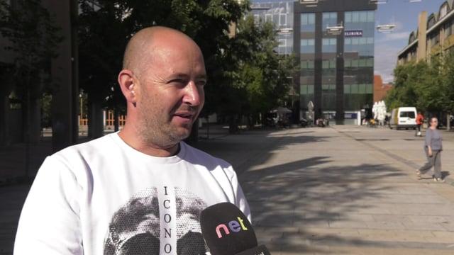 """Miha Recek: """"Z Listo kolesarjev in pešcev nismo bili dovolj kompatibilni"""""""