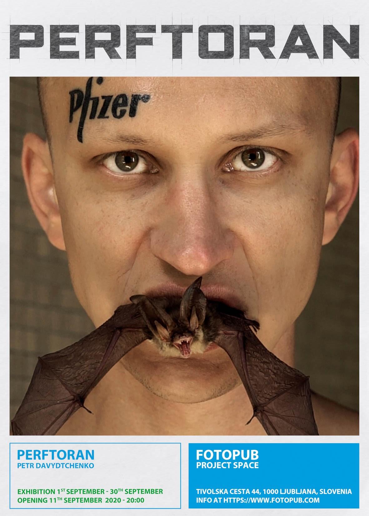 Pojedel živega netopirja, da bi sodeloval pri cepivu za covid 19