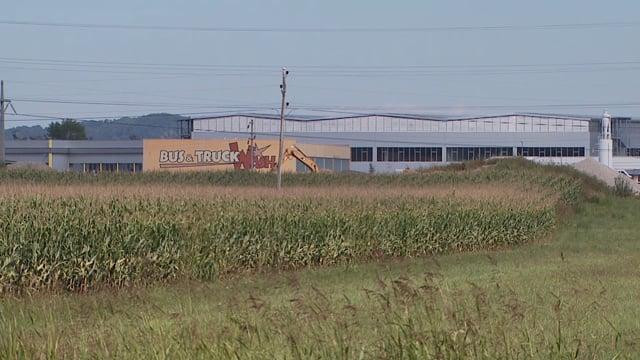 Nov logistični center prinaša nova delovna mesta
