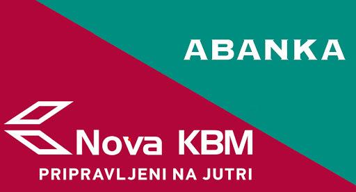 Nova KBM in Abanka tudi pravno formalno združeni