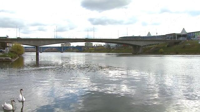 Na Dravi kmalu tudi rečni potniški promet?
